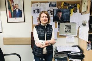 """Наталья Радина, главный редактор онлайн-медиа """"Хартия'97"""""""