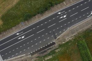 На Ривненщине отремонтировали участок дороги Н-25