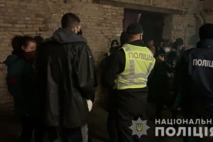 Поліція закрила нічний клуб, який працював попри карантин