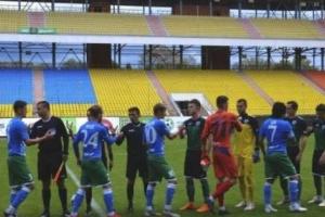 Первая лига. «Альянс» обыграл «Кристалл» перед зимним перерывом