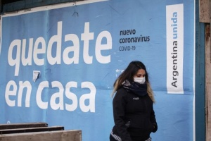 Аргентина вводить «податок мільйонера» для боротьби з COVID-19