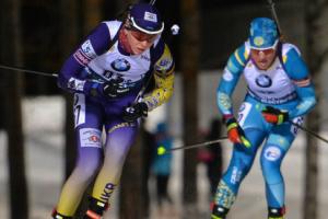 Українки прийшли п'ятими в естафеті Кубка світу з біатлону у Фінляндії