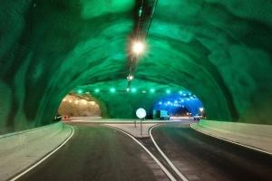 На Фарерах добудували тунель з автомобільною розв'язкою на дні океану