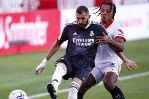 Ла Ліга: «Реал» обіграв «Севілью»