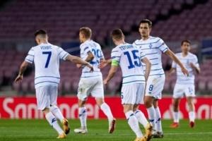 «Динамо» в меньшистве одолело «Мариуполь» и возлавляет УПЛ