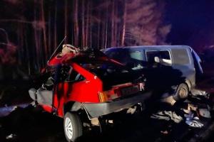 На Луганщині в ДТП загинув поліцейський