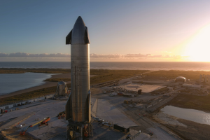 Прототип Starship успішно приземлився під час випробувань