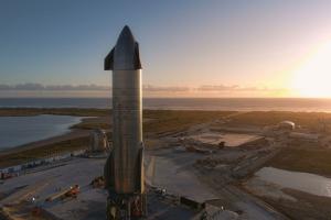 Запуск ракеты Starship отложили
