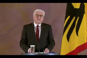 Begehung des 80. Jahrestags von Babyn Jar: Ukraine will Steinmeier einladen