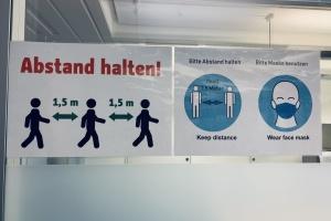 Німеччина посилила контроль для в'їжджаючих з-за кордону