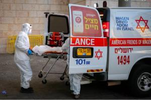В Ізраїлі зростає кількість хворих на COVID-19