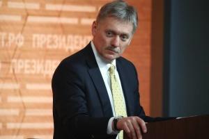 Пєсков заявляє, що переміщення російських військ - це «особиста справа» Кремля