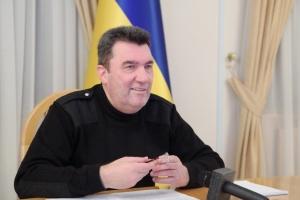 Брифінг за результатами засідання РНБО на Донеччині