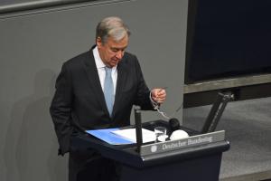 Генсек ООН переобраний на другий термін