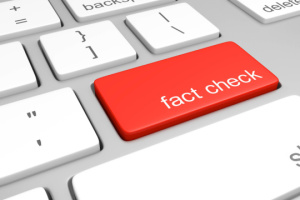 About fact-checking for journalists and everyone with critical thinking