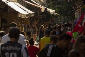 У Бразилії фіксують повторні випадки зараження новими штамами коронавірусу