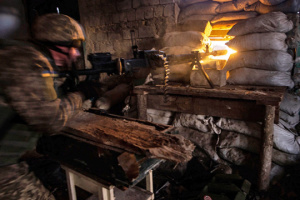 Donbas update: Invaders breach truce six times Sep 26