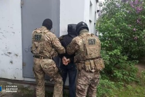 Ukraine's Security Service officers shut down four intelligence networks, detain 11 Russian agents in 2020