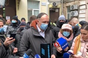 Fiscal retira la solicitud de medida cautelar a Tatarov