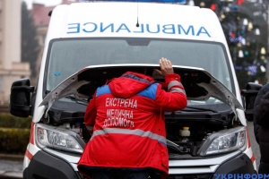 На Хрещатику загинув чоловік, який випав з вікна багатоповерхівки