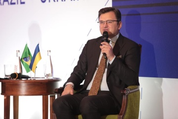 Kuleba: Currently no signs that Georgia will outrun Ukraine in getting NATO's MAP
