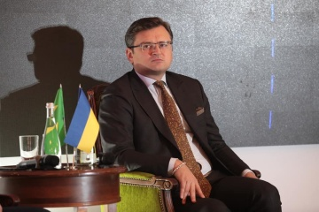 Kuleba to present Crimean Platform initiative in UAE