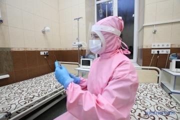 L'Ukraine signale 5 529 nouveaux cas de coronavirus