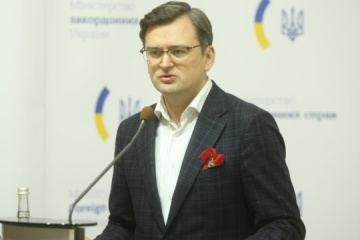 Kuleba confía en que Rusia finalmente abandonará Crimea