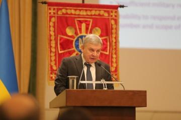Defensa: Ucrania espera recibir un Plan de Acción para la Adhesión el próximo año