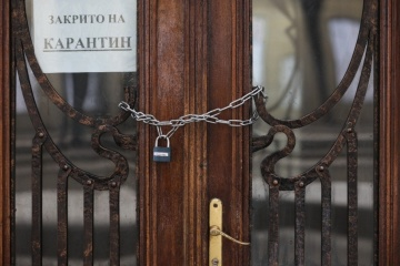 Coronavirus : Kyiv placé en confinement strict