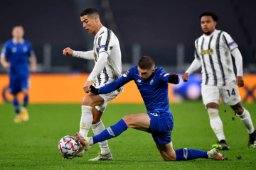Niederlage gegen Juventus: Dynamo Kyjiw weiter ohne Sieg in der Champions League