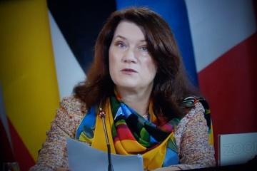Eskalation in der Ostukraine: OSZE-Vorsitzende Linde besorgt