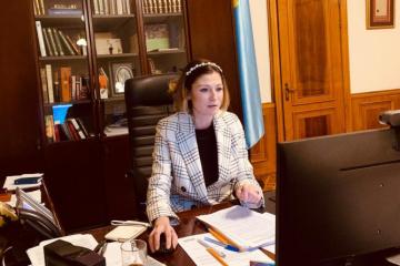 Dzhaparova espera el apoyo activo del ACNUDH a la Plataforma de Crimea