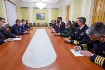 Ukraine, Brazil identify promising projects in military and aerospace industries