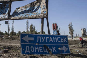 International organizations deliver 157 tonnes of humanitarian aid to Donbas over a week