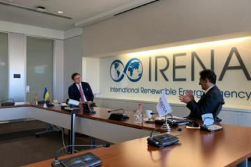IRENA ready to hold renewable energy investment forum in Ukraine