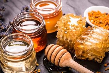 Export-Rekord von Honig aus der Ukraine