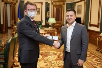 Anatolij Poloskow zum Gouverneur der Oblast Transkarpatien ernannt