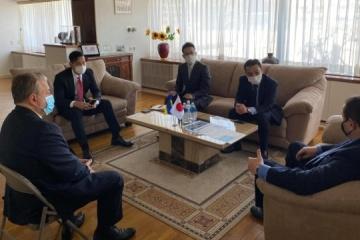 Honda will seine Präsenz in der Ukraine steigern - Botschafter