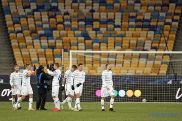 Ligue d'Europe : le Dynamo Kyiv termine par un succès face à Ferencvaros