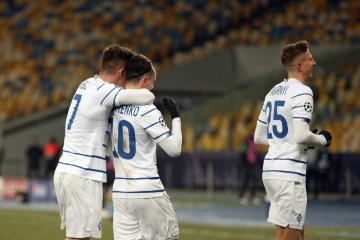 Dynamo Kyjiw besiegt Ferencvaros und steigt in Europa League ab