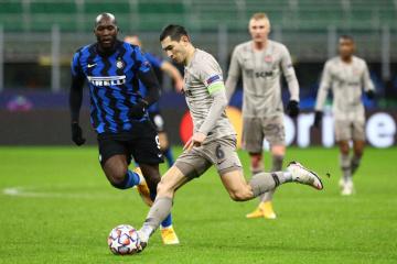 Ligue des champions : l'Inter n'arrive pas à battre le Shakhtar Donetsk
