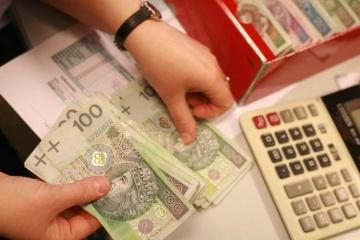 Narodowy Bank Ukrainy wzmocnił oficjalny kurs hrywny