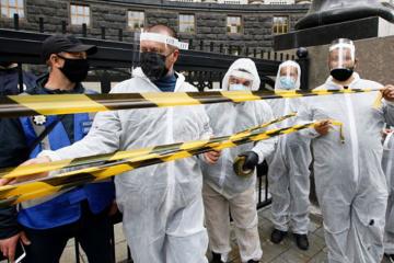 Lockdown in Lwiw bis 12. April verlängert