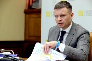 """Beweis von makroökonomischer Stabilität: Finanzminister Martschenko zu Bestätigung von """"B""""-Rating der Ukraine durch Fitch"""