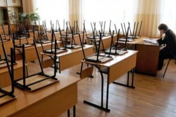 Three schools remain closed in Kyiv due to COVID-19