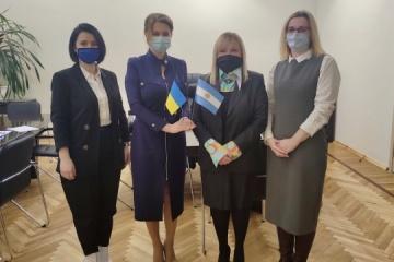 Ucrania exportará colágeno y gelatina a Argentina