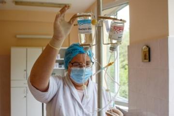 Coronavirus en Ukraine : le nombre total de cas a dépassé 900 000
