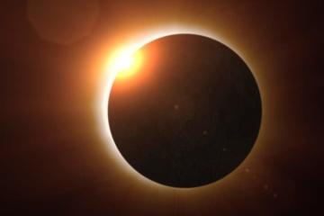 Une éclipse solaire totale a lieu aujourd'hui