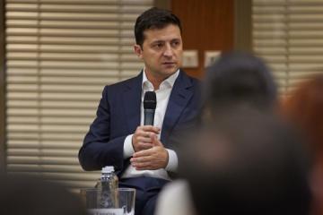 Zelensky expose les ambitions climatiques de l'Ukraine